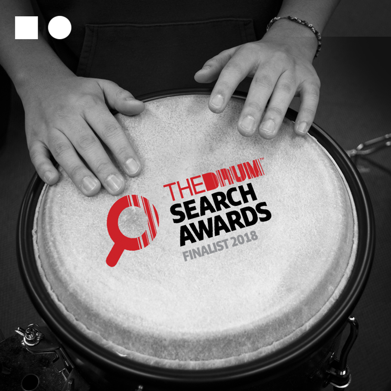 Dublin-based B2B agency in running for Drum Search Awards