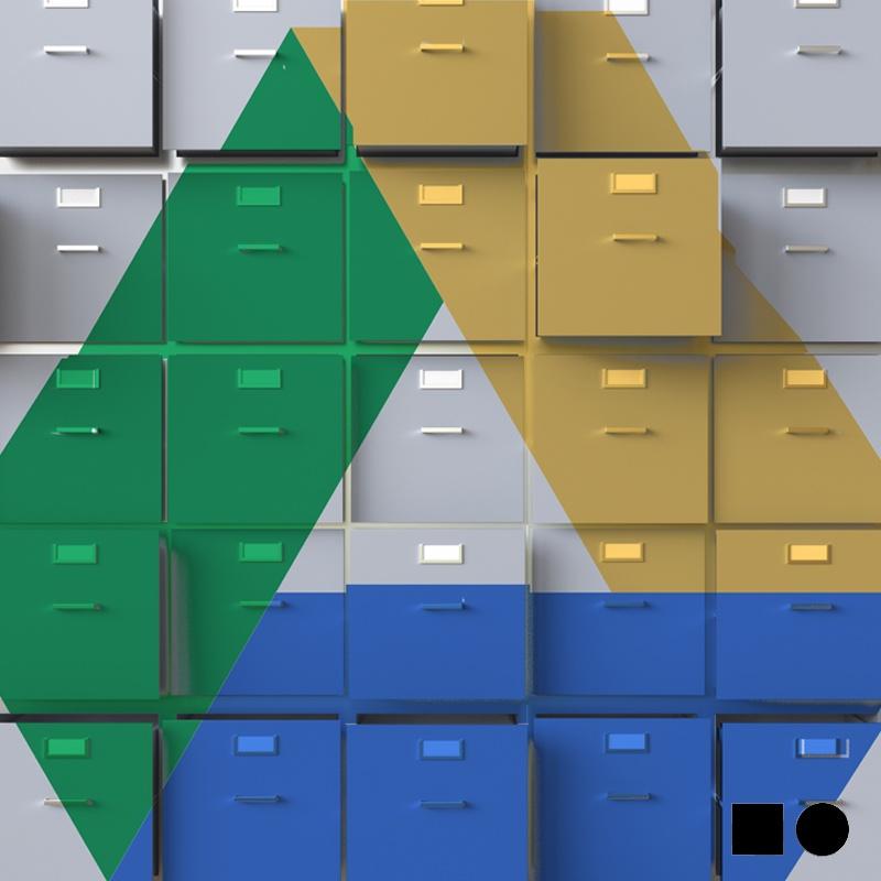 The Secret Code to Organising Google Drive Folders